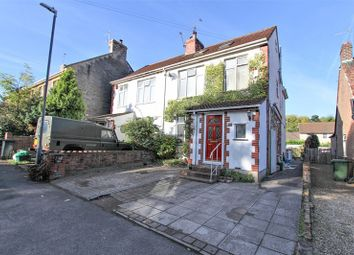 Thumbnail 4 bed semi-detached house for sale in Church Road, Bitton, Bristol