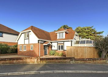 Thumbnail 4 bed detached house for sale in Clifton Road, Lower Parkstone, Poole