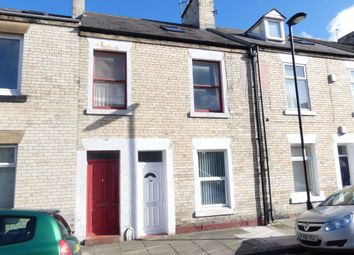 Thumbnail 1 bed flat to rent in Bowsden Terrace, Gosforth, Newcastle Upon Tyne
