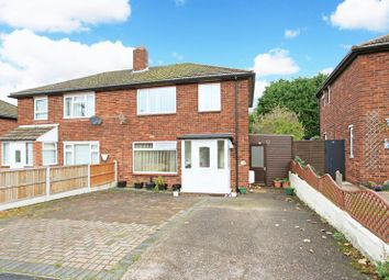 Thumbnail 3 bed semi-detached house for sale in 26 Wedgewood Crescent, Ketley, Telford