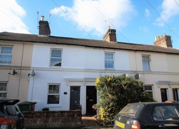 Thumbnail 2 bed terraced house to rent in Bedford Road, Southborough, Tunbridge Wells