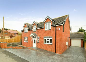 Thumbnail 5 bed detached house for sale in Moss Road, Wrockwardine Wood, Telford