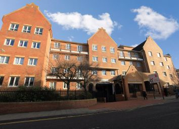 Thumbnail 1 bed flat for sale in Pembroke Court, Chatham