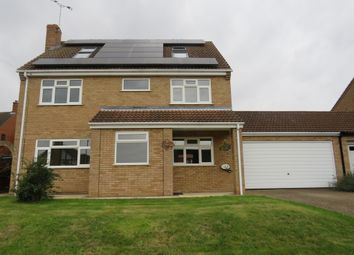 Thumbnail 6 bed detached house for sale in West End, Yaxley, Peterborough
