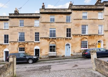Thumbnail 3 bed terraced house for sale in Highbury Place, Bath