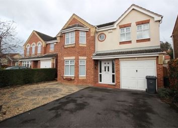Thumbnail 4 bedroom detached house for sale in Chapel Rise, North Anston, Sheffield, South Yorkshire
