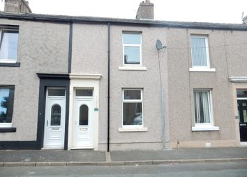 Thumbnail 2 bed terraced house for sale in 6 Garfield Street, Workington, Cumbria