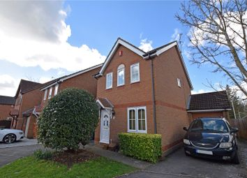 Thumbnail 3 bed link-detached house to rent in Madox Brown End, College Town, Sandhurst, Berkshire