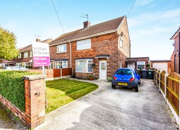 Thumbnail 3 bed semi-detached house for sale in Limesway, Maltby, Rotherham
