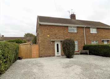 Thumbnail 3 bed semi-detached house for sale in Hill Drive, Bingham, Nottingham