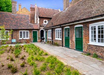 Thumbnail 1 bed cottage for sale in Bishop Woods Almshouses, Lower Clapton Road, London