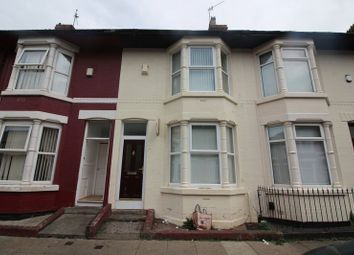 Thumbnail 2 bedroom terraced house to rent in Cambridge Road, Bootle