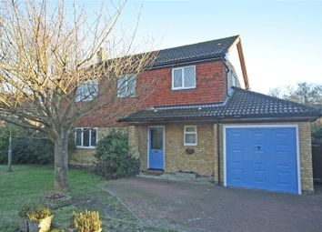 Thumbnail 4 bed detached house for sale in Ash Close, Lingfield
