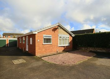 Thumbnail 2 bed detached bungalow for sale in Stone Road, Eccleshall, Stafford