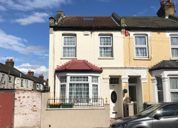 Thumbnail 4 bed end terrace house for sale in St. Olaves Road, East Ham