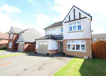 Thumbnail 4 bed detached house for sale in Foxglove Gardens, Lenzie, Glasgow
