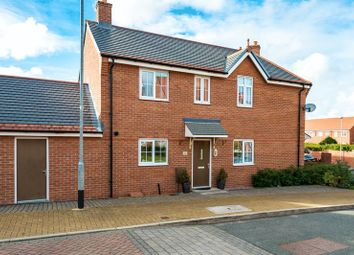 Thumbnail 4 bed semi-detached house for sale in Mulberry Close, Ormskirk