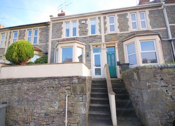Thumbnail 2 bed terraced house for sale in Church Road, Kingswood, Bristol