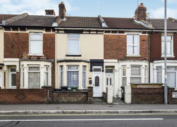 Thumbnail 3 bedroom terraced house to rent in Stamshaw Road, Portsmouth