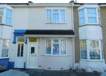 Thumbnail 1 bed terraced house for sale in Cranleigh Avenue, Portsmouth