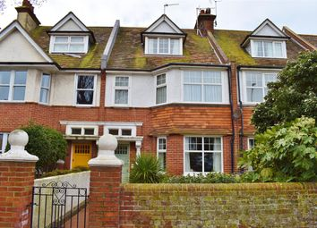 Thumbnail 5 bed terraced house for sale in Willingdon Road, Eastbourne