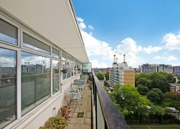 Thumbnail 2 bed flat to rent in Lutyens House, Churchill Gardens, Churchill Gardens Estate, London