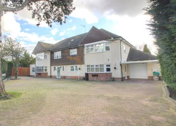 6 bed detached house for sale in Granville Avenue, Oadby, Leicester LE2