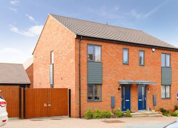 Thumbnail 3 bedroom semi-detached house for sale in Higgs Row, Telford