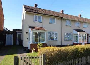 Thumbnail 2 bed end terrace house for sale in Bridgeford Road, Castle Bromwich, Birmingham