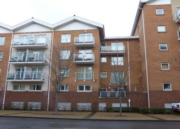 Thumbnail 2 bed flat for sale in Chandlery Way, Century Wharf, Cardiff