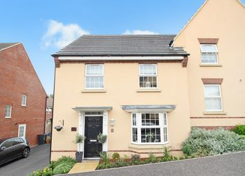 Thumbnail 4 bed semi-detached house for sale in Turntable Place, Westbury