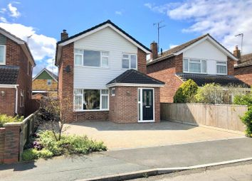 Thumbnail 3 bed detached house to rent in Hadrians Close, Coleview, Swindon