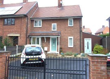 Thumbnail 3 bedroom end terrace house for sale in Plumptre Way, Eastwood, Nottingham