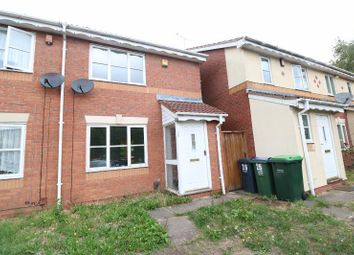 Thumbnail 2 bed end terrace house for sale in Pool Road, Smethwick, West Midlands