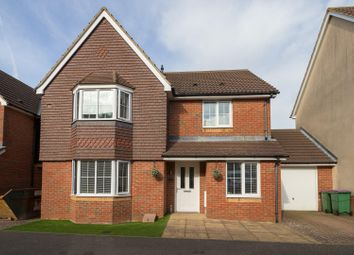 4 bed detached house for sale in Campbell Road, Hawkinge, Folkestone CT18