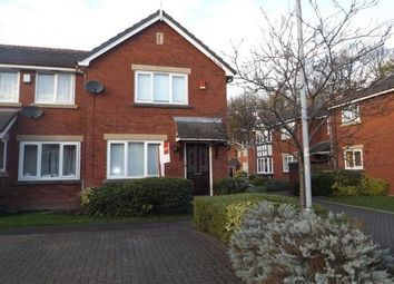 Thumbnail 2 bed mews house to rent in Beamont Drive, Ashton-On-Ribble, Preston