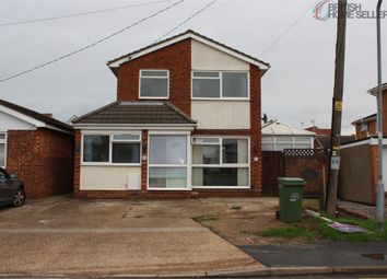 Thumbnail 4 bed detached house for sale in Mornington Road, Canvey Island, Essex