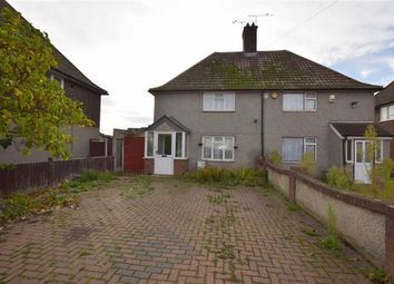 Thumbnail 2 bed semi-detached house for sale in Southview Avenue, Tilbury, Essex