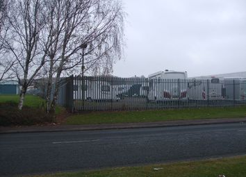 Thumbnail Land to let in Bridgend Industrial Estate, Bridgend