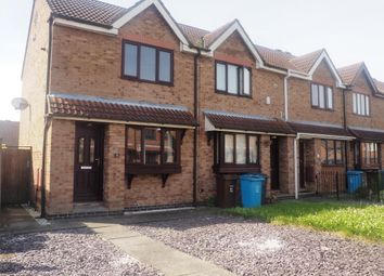 Thumbnail 2 bedroom end terrace house to rent in The Rydales, Hull