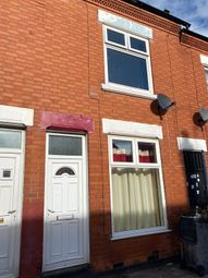 Thumbnail 2 bed terraced house for sale in Vernon Street, Leicester