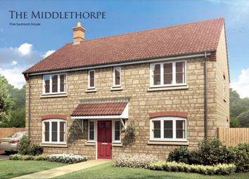 Thumbnail 5 bed detached house for sale in The Middlethorpe, Wardentree Lane, Pinchbeck, Spalding