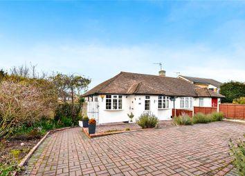 Thumbnail 3 bed bungalow for sale in Heath Lane Upper, West Dartford, Kent