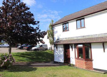 Thumbnail 3 bed end terrace house for sale in Bailey Gardens, Bridgerule, Holsworthy