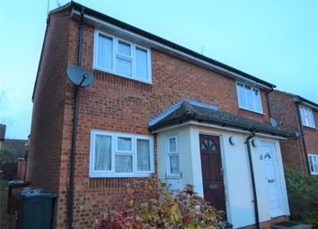 Thumbnail 2 bed semi-detached house for sale in Hayfield, Stevenage, Hertfordshire