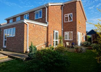 Thumbnail 3 bed semi-detached house for sale in Sunray Avenue, Seasalter, Whitstable