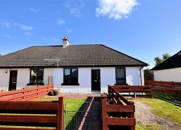 Thumbnail 2 bed semi-detached bungalow for sale in Lynstock Crescent, Nethy Bridge