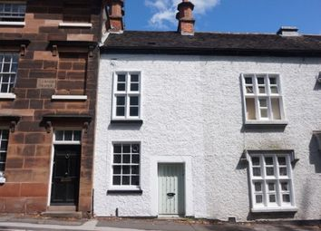 Thumbnail 2 bedroom terraced house for sale in Coleshill Street, Sutton Coldfield