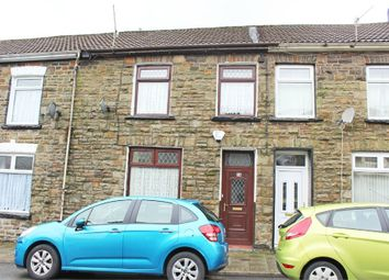 Thumbnail 2 bed terraced house for sale in Regent Street, Ferndale, Mid Glamorgan