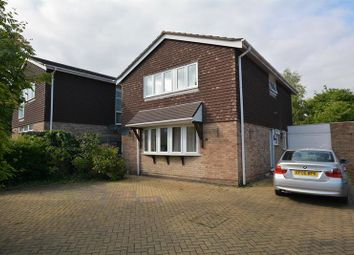 Thumbnail 4 bedroom property for sale in Fortescue Chase, Southend-On-Sea